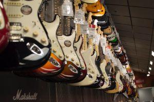 חנות הגיטרות של אבי גיל
