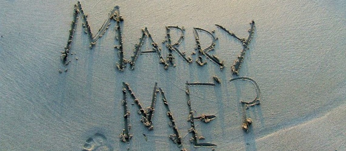 הצעת נשואין מיוחדת